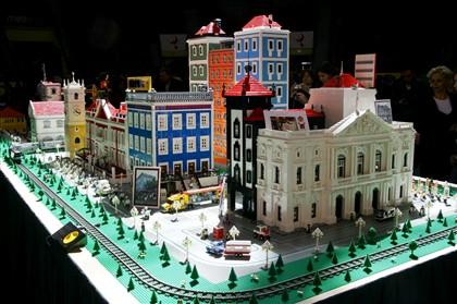 O maior evento de Lego em Lisboa está de volta