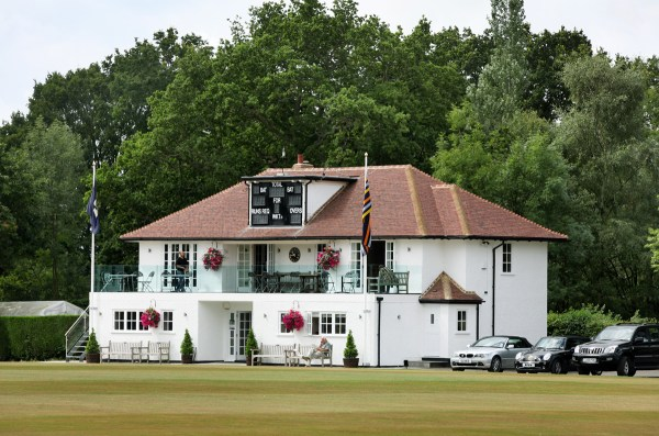Memorial Cricket Pavilion, Surrey