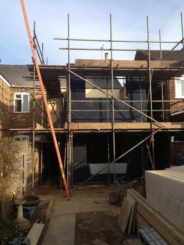 kitchen renovations on a budget remodel double storey timber frame extension and renovation ...