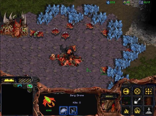 Giochi per PC Gratuiti - Starcraft zerg