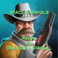 Giochi completi Android gratuiti - Space Marshals