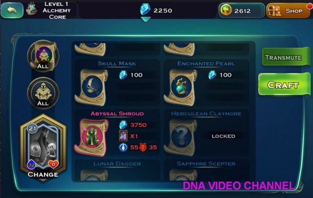 Art Of Conquest Guida Crafting