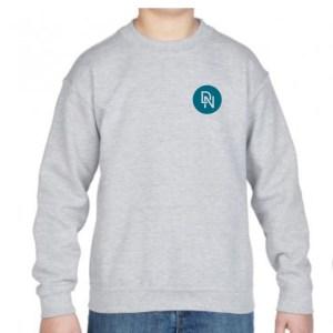 Grey DN Academies Sweatshirt