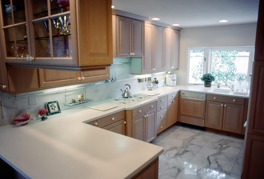 Clean And Neutral Kitchen Amp Bath Danilo Nesovic