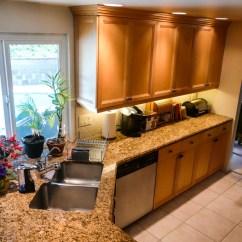 Living Room Recessed Lighting Small Decor Ideas South Africa Angled Wall Transforms Corridor Kitchen - Danilo Nesovic ...