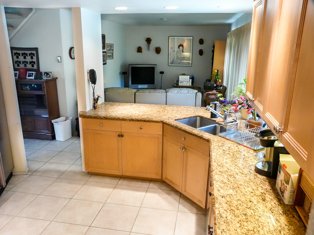 crown molding for kitchen cabinets refinished angled wall transforms corridor - danilo nesovic ...