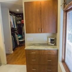 Kitchen Cabinet Manufacturers List Splatter Shield Wall Protector Wood & Stone Modern Master Bath - Danilo Nesovic, Designer ...