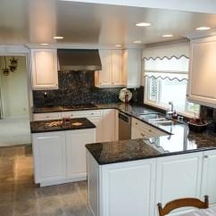 Kitchen Splash Guard Modern Light Fixture Built-in Wok - Danilo Nesovic, Designer · Builder ...