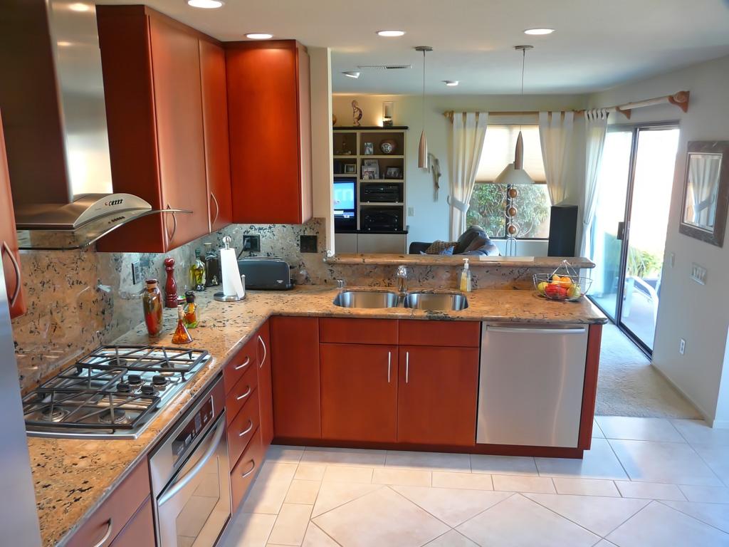 kitchen cabinet manufacturers list unclog drain sleek modern red cherry - danilo nesovic, designer ...