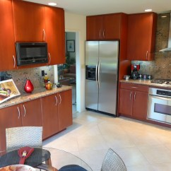 Single Lever Kitchen Faucet White Painted Cabinets Sleek Modern Red Cherry - Danilo Nesovic, Designer ...