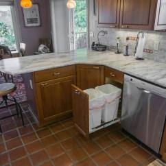 Undermount Kitchen Sink Sizes Installing Countertop Retired Couple's Cherry - Danilo Nesovic, Designer ...