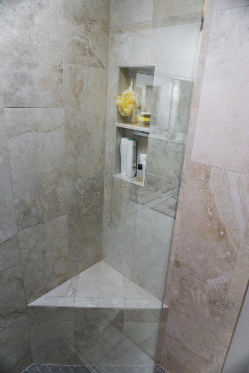 Modern Walkin Showers  Danilo Nesovic Designer