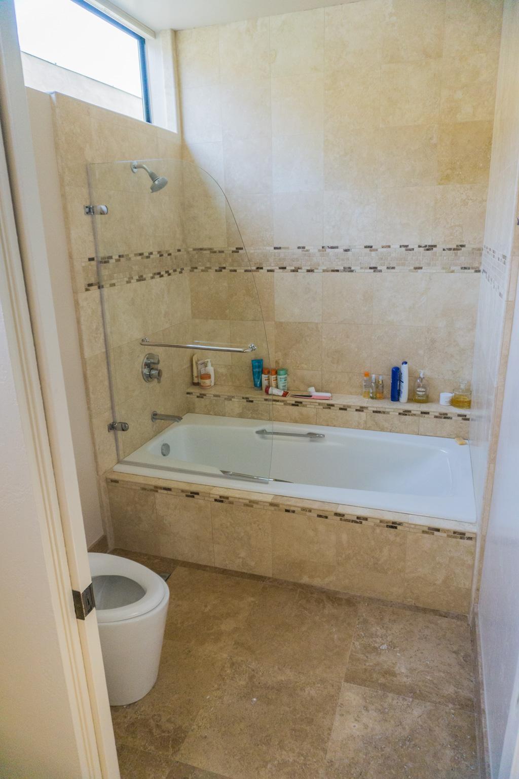 La Jolla Beach Condo Bath Remodel  Danilo Nesovic Designer  Builder  Kitchen  Bath