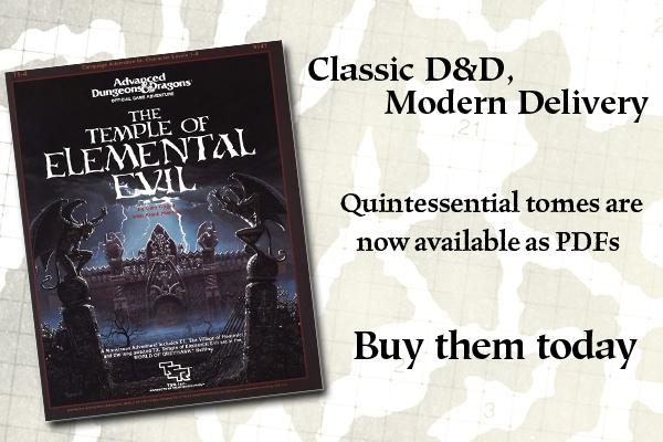 Dungeons & Dragons Classics