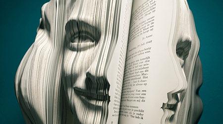 Триизмерни скулптури на лица