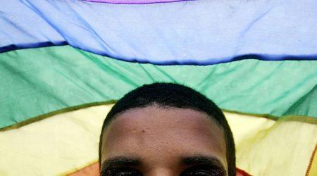 Гей парад в Рио де Жанейро. Опитите на европейски организации, защитаващи правата на хомосексуалните, да организират гей паради срещат най-силна съпротива в балканските страни и Русия.