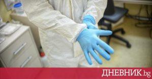 Коронавирус: данни към 1 януари – България