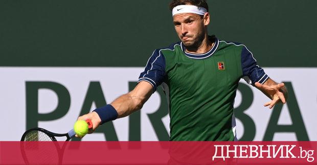 Британец спира Григор Димитров на полуфинал в Индиън Уелс – Спорт
