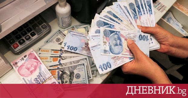 Намаляването на лихвения процент след намесата на Ердоган в централната банка счупи рекорда на паунда – в световен мащаб