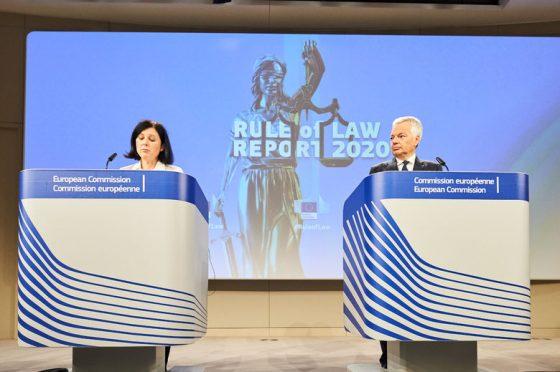 Нов доклад за върховенството на закона - Ще каже ли Брюксел всичко, което все още не знаем