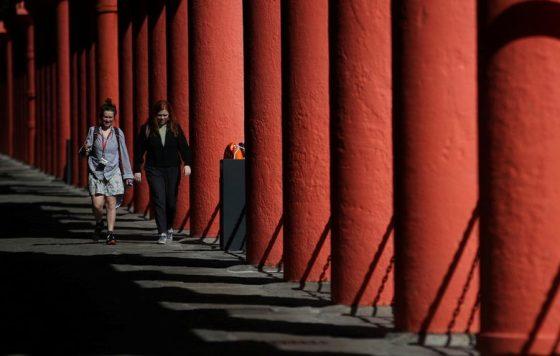 Поради модерното строителство Ливърпул вече не е обект на световното наследство на ЮНЕСКО.