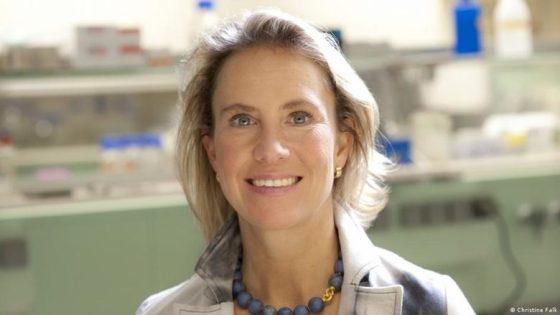 Кристин Фалк, президент на Германското дружество по имунология