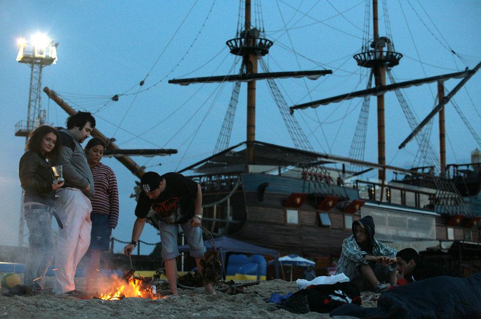 Джулая (или нечленувано Джулай, по името на известната песен на Юрая Хийп от 1971 година, July Morning) е най-традиционният хипи празник в България, възникнал във Варна в средата на 80-те години на миналия век. Джулай на английски означава юли. Въпреки че традицията е свързана с хипи движението в Америка, тя съществува в България и до днес. На всеки 30 юни срещу 1 юли големи групи хора се събират по цялото Черноморие, за да посрещнат заедно слънцето, което изгрява над морето. Така те смятат, че се пречистват пред него, без това да има връзка с езически или религиозни ритуали.