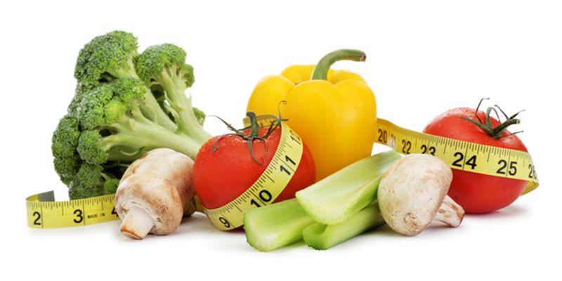 диета, режим, отслабване