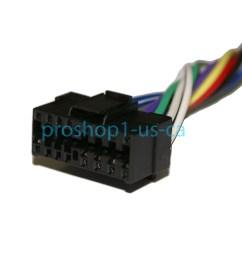 sony cdx gtui cdx gtui cdx cax wire harness wiring buy it now [ 1600 x 1600 Pixel ]