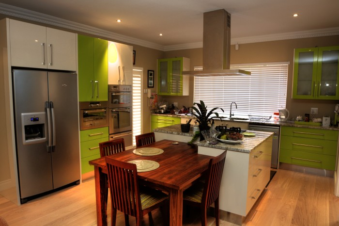 Kitchen  Romburgh  DNG Interiors  Cape Town South Africa