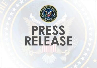 DNI Coats Statement on the President's Intent To Nominate Isabel K. Patelunas To Be the Assistant Secretary of Treasury for Intelligence and Analysis