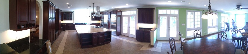 home addition contractor Carroll County, Maryland Howard County Kitchen