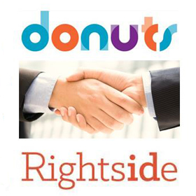 Image result for donuts rightside