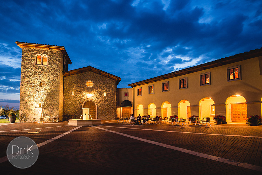 Villa Bellezza Vineyard Wedding With Dan And Sarah Dnk Photography
