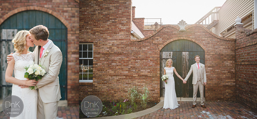Iowa Wedding Photography with Tom and Rochelle  DnK