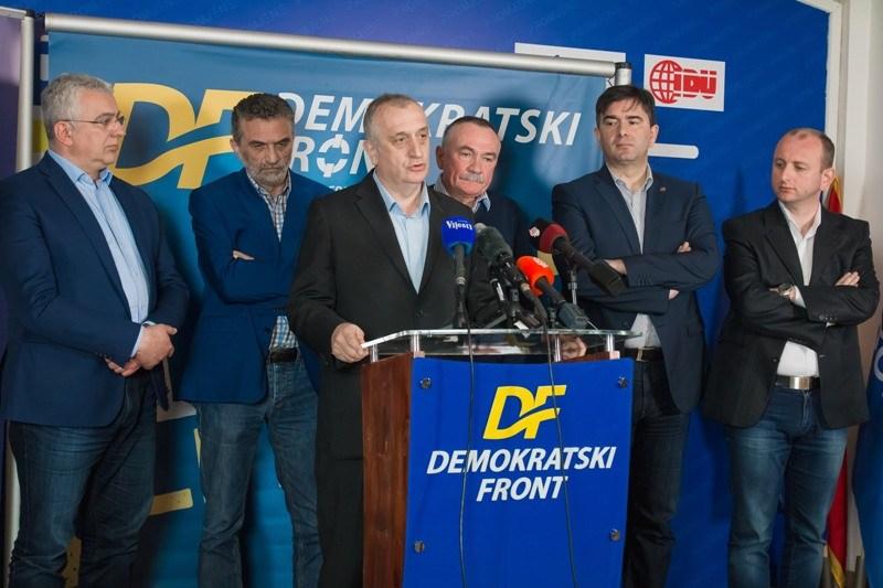 """Bulatović: Katnićev agent provokator glavni akter farse """"državni udar"""""""