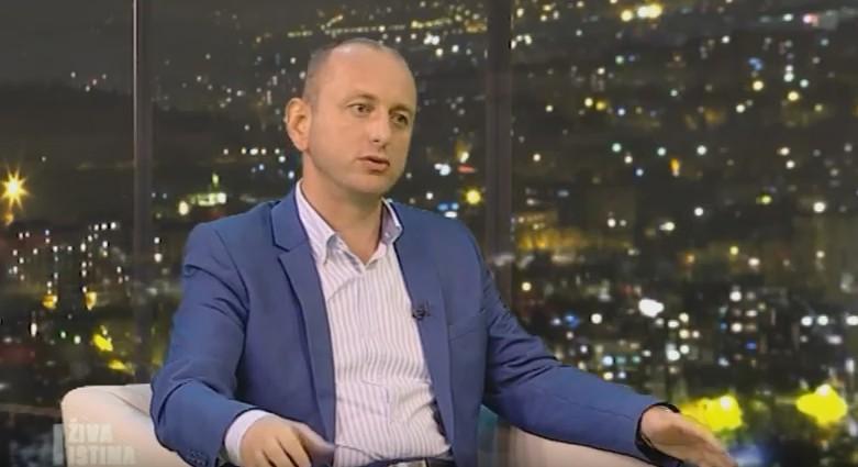 Кнежевић: Ђукановић жели да ми забрани рад у Скупштини тако што ће ме затворити у кућу