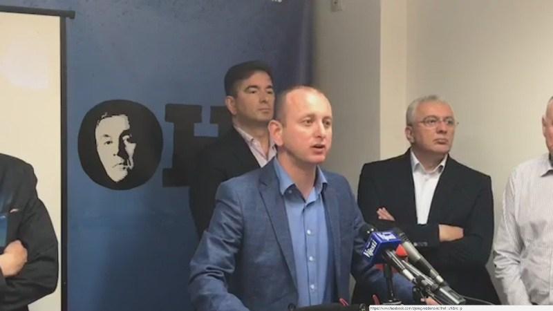 Knežević: Milov režim planira likvidaciju lidera DF-a