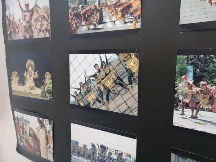 Photo exhibit features images taken from the local coverage of the Himayaan Festival. | Photo and text from Jose Aaron Abinosa
