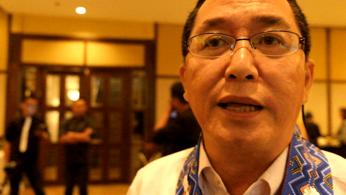 Imports should be banned, Victorias City Mayor Carlos Frederick Palanca tells DNX.
