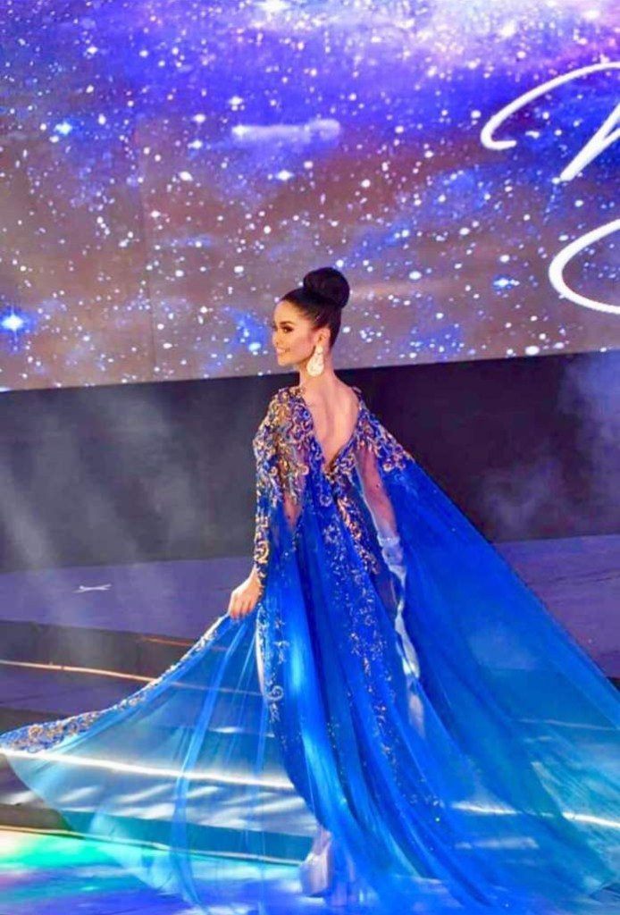 Meant for queens. Tony's dresses are virtually fixtures in ramps and beauty pageant. Photo courtesy of Tony De Ramos