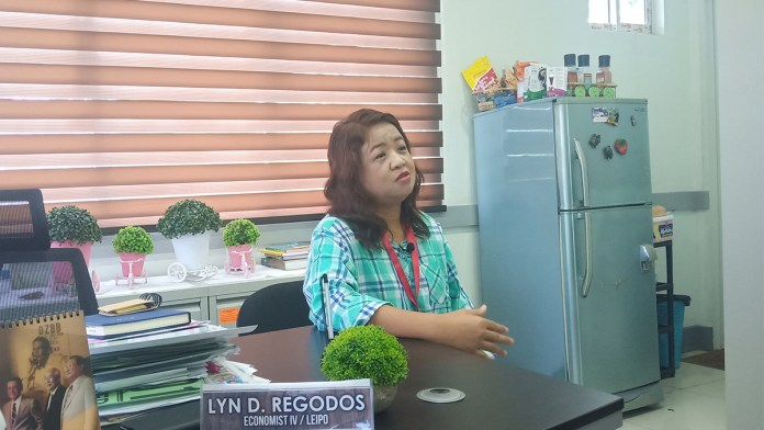 """""""Doing business here is advantageous to them; it's near their family, and there's a possibility of earning bigger,"""" city investments promotions chief Lyn Regodos says. 