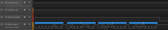 Arduino MAX485 Library driver_input_analyzer_ende
