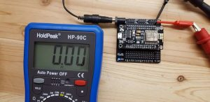 Breakout Board USB Voltage Pin ohne USB powered