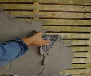 How to Repair and Restore Wood Lath Plaster  Doityourselfhelpcom