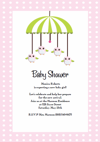 Extraordinary Sample Of Baby Shower Invitation Card 70 About Remodel Decorations With