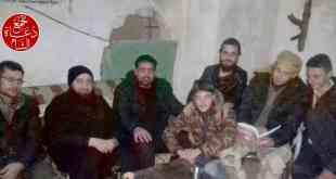 دعاة على الجبهات - حلب