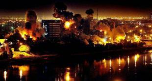 التوعية النوعية - القصف الأمريكي على العراق