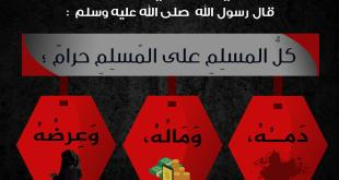 ملفات وبطاقات - كل المسلم على المسلم