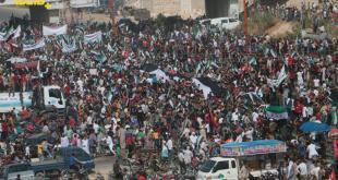 الثورة السورية - لا دستور ولا إعمار حتى إسقاط بشار